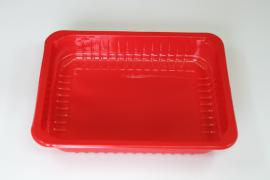 Лоток под запайку красный 210×148×47 мм