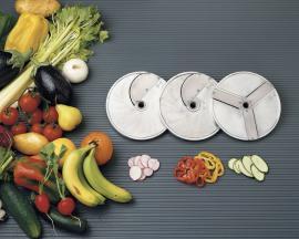 Ножи овощерезки серии E с 1, 2 или 3 лезвиями