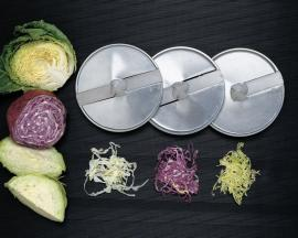 Ножи овощерезки серии VE с 1 или  2 лезвиями