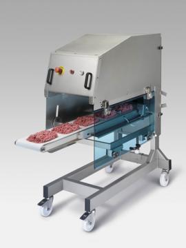 Порционирующая машина La Minerva MPM 500 порционирование мясного фарша