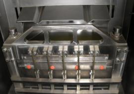 Блокорезка ARI MAKINA DED-1000 ножи