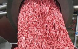 Волчок-мясорубка GEA AutoGrind 200 выход готовой продукции