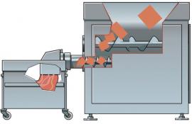 Волчок-мясорубка GEA AutoGrind 200 схема