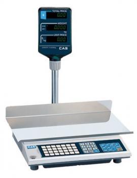 Весы электронные CAS AP-15 M/EX Big Tray