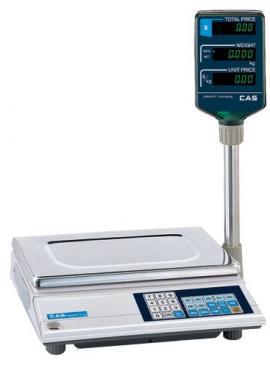 Весы электронные CAS AP-6 M/EX