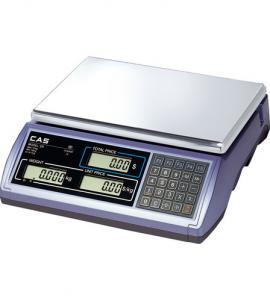 Весы электронные CAS ER-15