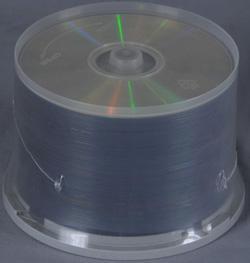 Упаковка дисков в плёнку