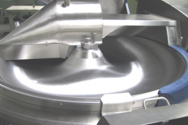 Вакуумный куттер GEA CutMaster V-325 HP чаша