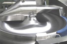 Вакуумный куттер GEA CutMaster V-200 S чаша