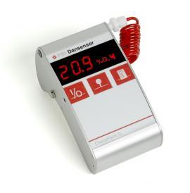 Газоанализатор CheckPoint O₂/CO₂  + аккумулятор пищевое оборудование