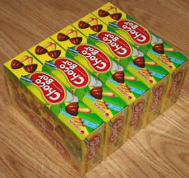 Упаковка сладостей в плёнку