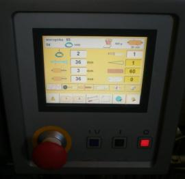 Клипсатор Poly-clip FCA 3430-18 б/у панель управления