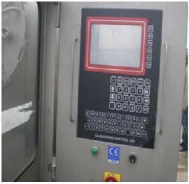 Вакуумный массажер Inject Star MA-1250-2500 б/у пульт управления