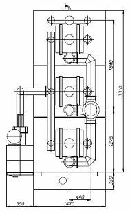 Коптильная камера REX-POL KKB-03 схема 2