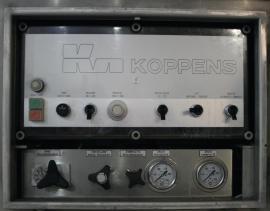 Формовочная машина Koppens VM 400 HD б/у панель управления