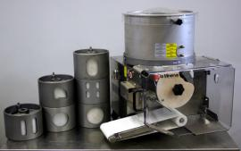 Котлетный автомат La Minerva C/E 653 с набором дополнительных барабанов