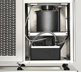 Льдогенератор La Minerva конденсатор и фильтр