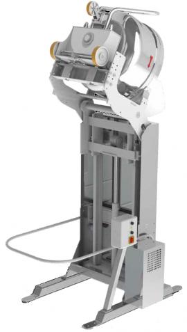 Дежеопрокидыватель Sigma Maciste Max 2600 хлебопекарное оборудование