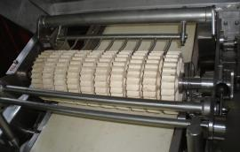 Шкуросъемная машина Maja VBA 500А б/у прижимные ролики