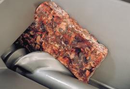 Волчок-мясорубка GEA MaxiGrind 400 ST рубка блока