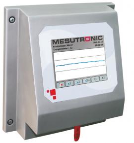 Металлодетектор Mesutronic Metron 07 панель управления