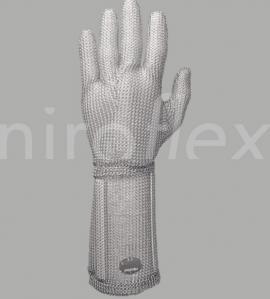 Кольчужная перчатка Niroflex Fix с отворотом 150 мм