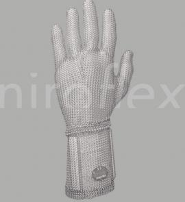 Кольчужная перчатка Niroflex Fix с отворотом 80 мм