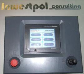 Фаршемешалка MA 150 панель управления