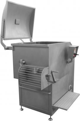 Фаршемешалка PW 350 с вакуумом