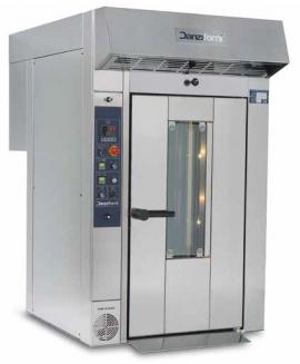 Печь хлебопекарная ротационная Prisma S1 6040-С
