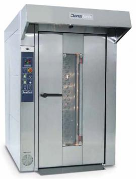 Печь хлебопекарная ротационная Prisma S1 6040 хлебопекарное оборудование