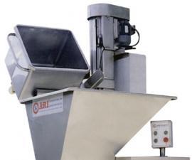 Бункер сепаратора ARI MAKINA KSM 600 с подъемником