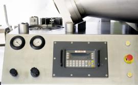 Вакуумный шприц ODM 2000 панель управления
